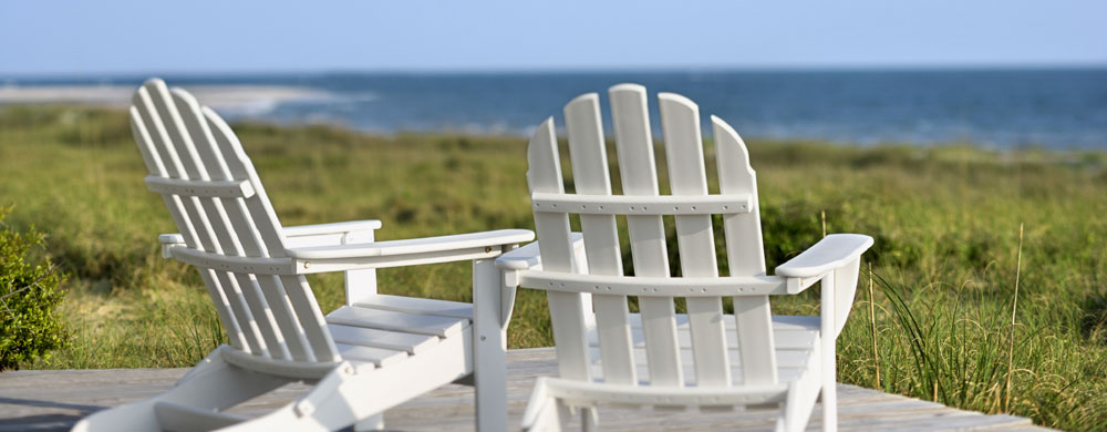 Adirondack Chairs NJ Beach